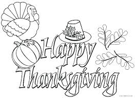 free printable thanksgiving coloring pages stallt co