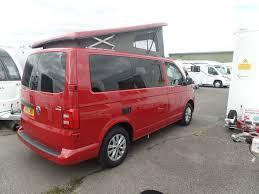 volkswagen microbus 2016 newly converted vw t6 camper van venture campers