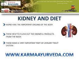 diet chart for kidney patient