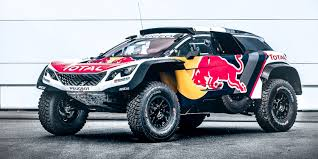 peugeot dakar 2016 peugeot 3008dkr maxi revealed as french marque eyes third straight