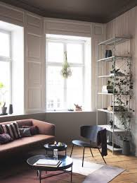 The Home Interior Proving Scandi Interiors Needn U0027t Be All White Inside The Home