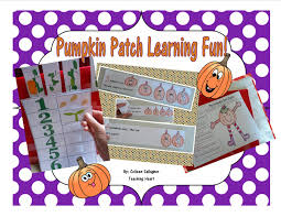 Halloween Poems Kindergarten A Pumpkin Unit Filled With Lessons Printables And More