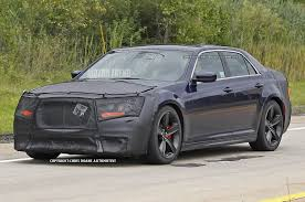 spied possible 2015 chrysler 300 srt prototype spotted motor trend