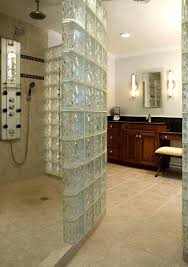 glass block bathroom ideas glass block showers ideas 1500 trend home design 1500 trend