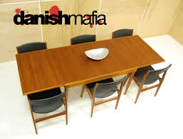 Complete Dining Room Sets by Danish Modern Dining Table And Chairs Home And Furniture