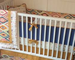 Denim Crib Bedding Denim Bedding Etsy