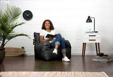 Dorm Room Bean Bag Chairs - dorm room loveseat college seating furniture bean bag gaming chair