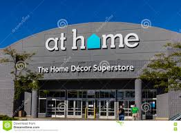 at home home decor superstore indianapolis circa august 2016 at home retail chain location