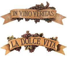 Italian Wall Decor Italian Kitchen Wall Decor Wedding Decor