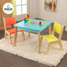 Child Table And Chair Furniture Home Kids Table And Chairs Modern New 2017 Design Ideas