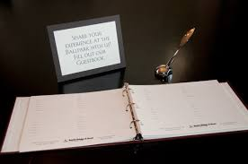 personalized funeral guest book page refills for 3 ring books way to maintain your book