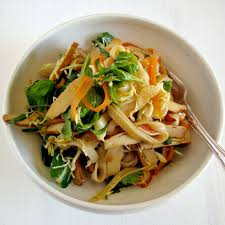 tofu herb u0026 rice noodle salad recipe u2013 my darling lemon thyme