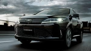 harrier lexus interior toyota harrier facelift makes japan debut 2 0 turbo singapore