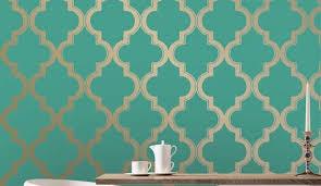 removable wallpaper uk stupefying removeable wall paper marrakesh bronze gray designer