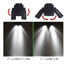 Motion Detector Light Outdoor by Bouhan Kobo Rakuten Global Market Angle Adjustment Easy Led