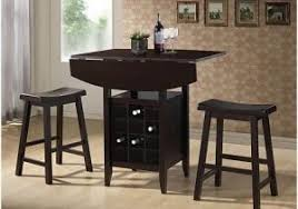 Drop Leaf Bar Table Small Kitchen Pub Table Sets Get Eating In Square Bar Tables For