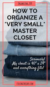 best images about home get organized pinterest how organize small master closet maybe you have are