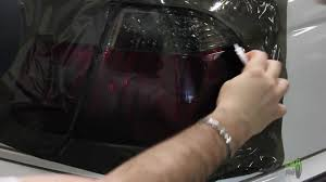 tail light tint installation how to install metrorestyling smoke tail light head light vinyl