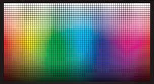 Cmyk Spectrum Clemens Habicht For The 1000 Colours Puzzle On Behance