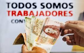 cual fue el aumento en colombia para los pensionados en el 2016 así quedó el salario mínimo para 2017