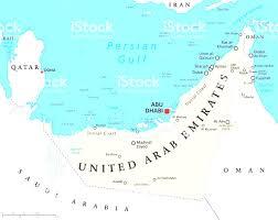 United Arab Emirates Map United Arab Emirates Beauteous Uae In World Map Evenakliyat Biz