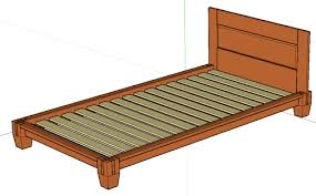 Chinese Wood Joints Pdf by Diy Tatami Style Platform Bed With Downloadable Plans