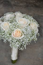 baby s breath bouquet wedding flower ideas for outdoor weddings