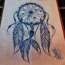 drawn dreamcatcher pinterest pencil and in color drawn