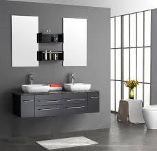 Modern Floating Bathroom Vanities Modern Grey Bathroom Vanity Design Ideas Bathroom Optronk Home