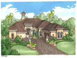 Mediterranean Style Home Plans by Luury Awesome Design Of The Most Houses That Has In Interesting