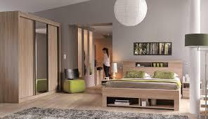 chambre sur mesure chambre chêne clair celio pluriel magasin de meubles à port de