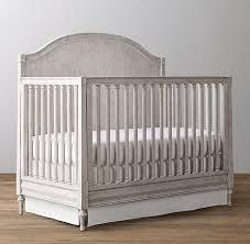 bellina arched panel conversion crib