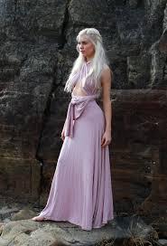 khaleesi costume spirit halloween game of thrones dothraki khaleesi daenerys targaryen by crinolines