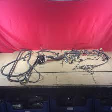 jeep wrangler yj dashboard 94 95 jeep wrangler yj wiring harness interior under dash rear