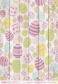 easter backdrops easter egg drawings on planks backdrop