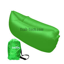 fashion popular lazy hangout inflatable air sleeping bag sofa