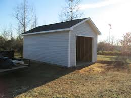 Single Car Garage by Single Car Garage The Carolina Carpenter