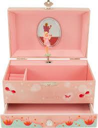 Boite A Musique La Vie En Rose Ulysse 9506 Vanity Case Coffret Musical Avec Tiroir