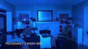 chauvet dj fxarray q5 effect light chauvet fxarray q5 quick look at wash coverage youtube