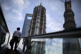 competition for white collar jobs eases in china and wages