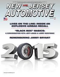lexus of englewood collision new jersey automotive january 2015 by thomas greco publishing inc