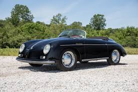 old porsche speedster sold inventory fast lane classic cars fast lane classic cars