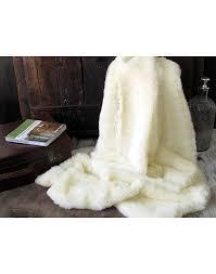 fur throws for sofas cream faux fur throw large cream sofa throw bed throw or blanket