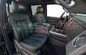 ford f250 seats ford superduty leather interiors
