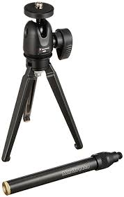 manfrotto table top tripod kit amazon com manfrotto table top tripod kit 209 492 long tripod