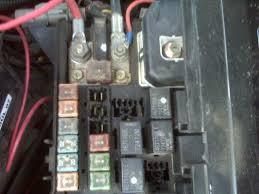 Dodge Ram Cummins 1999 - 2000 3500 fuse box question dodge diesel diesel truck