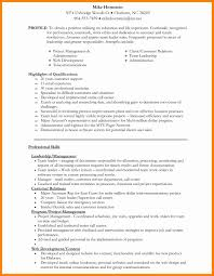 7 mba application resume sample parental permission letter