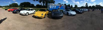 magnus walker porsche collection the chicane scenes from a minnesota porsche party