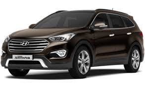 rent hyundai santa fe rent hyundai santa fe grand in kiev rental