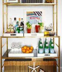 at home bar cart the athome bar cart checklist for the perfectly